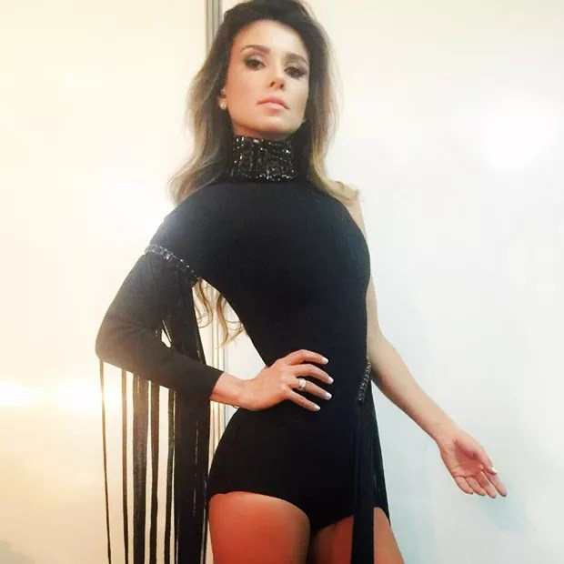 Paula Fernandes (Foto: Reprodução / Instagram)