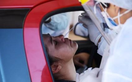 Estudo sugere que pessoas sem sintomas deveriam ser testadas para que contágio fosse controlado — Foto: Divulgação/Prefeitura de Goiânia