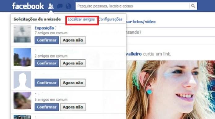 Clique em Visualizar (Reprodução/ Taysa Coelho) (Foto: Clique em Visualizar (Reprodução/ Taysa Coelho))