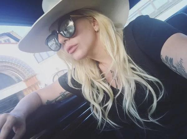 A cantora Lady Gaga (Foto: Instagram)