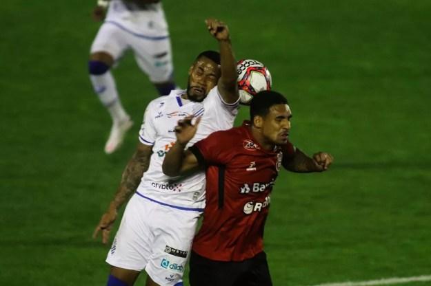 CSA ganhou pela terceira vez consecutiva na Série B — Foto: GIANCARLO SANTORUM/AGÊNCIA F8/ESTADÃO CONTEÚDO
