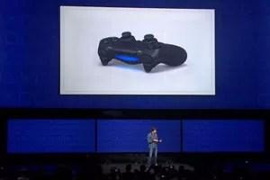 Novo controle DualShock 4 do PlayStation 4 terá sensor de movimentos (Foto: Reprodução)