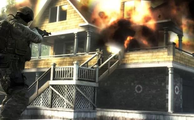 Cena de 'Counter-Strike: Global Offensive', que chega no meio do ano (Foto: Divulgação)
