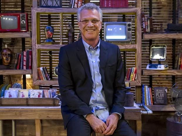 Pedro Bial comenta tema do programa especial desta quinta-feira (Foto: Estevam Avellar/ Globo)
