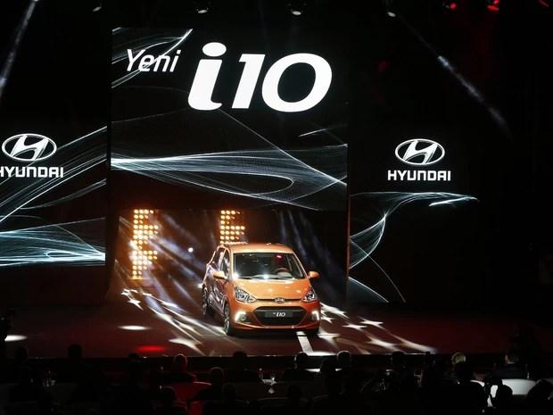 Hyundai i10 (Foto: Murad Sezer/AFP)