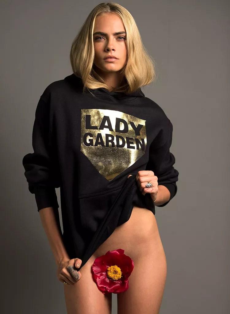 Cara Delevingne em campanha para combate ao cncer ginecolgico  Vogue  News