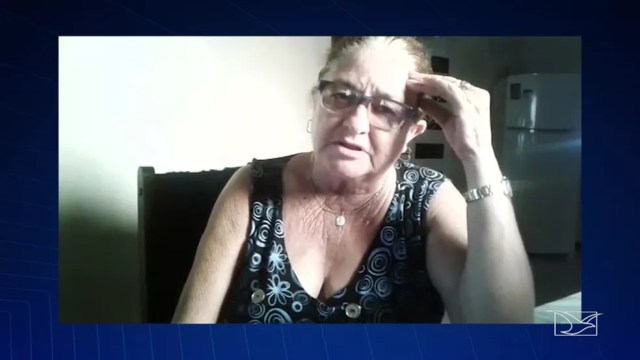 Maria Lima Silva irá depor no caso que apura a morte de seu filho em gaiolão em Barra do Corda (Foto: Reprodução/TV Mirante)