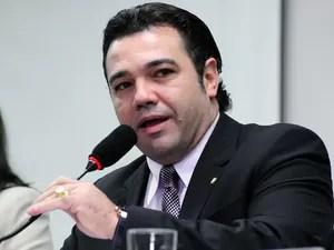 O deputado federal e pastor Marco Feliciano (PSC-SP) (Foto: Alexandra Martins/Agência Câmara)