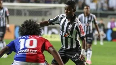 Atlético vence o Paraná Clube por 2 x 0 no independência e carimbou a classificação para as quartas de final