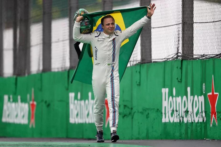 Felipe Massa anuncia adeus da F1 após fim da temporada: