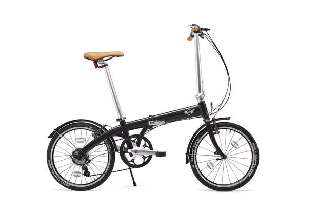 Mini lança bicicleta dobrável