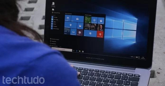 Anniversary Update do Windows 10 entra em fase final de testes (Foto: Luana Marfim/TechTudo) (Foto: Anniversary Update do Windows 10 entra em fase final de testes (Foto: Luana Marfim/TechTudo))