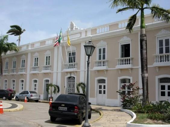 Prefeitura de São Luís (Foto: Flora Dolores/O Estado)