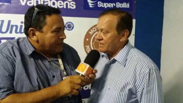 Resultado de imagem para Rafael Tenório, presidente do CSA
