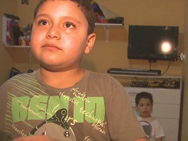 autistas acre irmãos  (Foto: Reprodução/TV Acre)