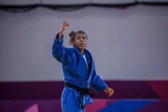É ouro! Rafaela Silva, campeã de tudo no judô, enfim sobe ao topo do pódio no Pan em Lima