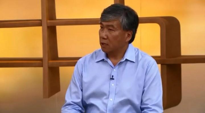 Médico Roberto Kikawa em entrevista ao 'Como Será?' — Foto: Reprodução/TV Globo