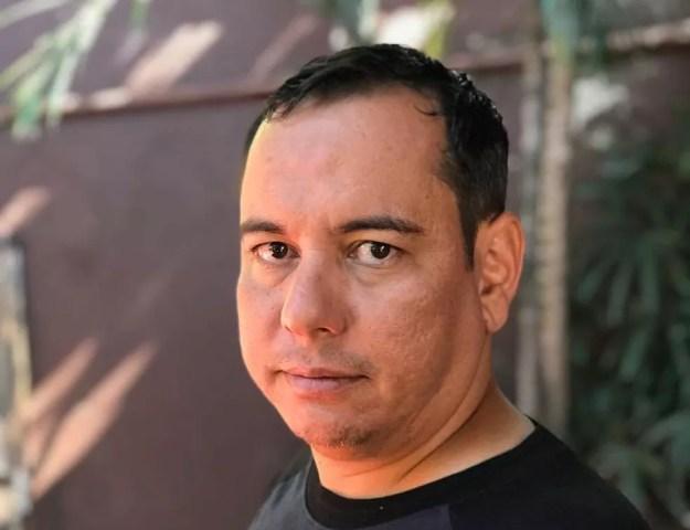 Herbson Paulino passou apenas 15 dias no CSA — Foto: Arquivo Pessoal