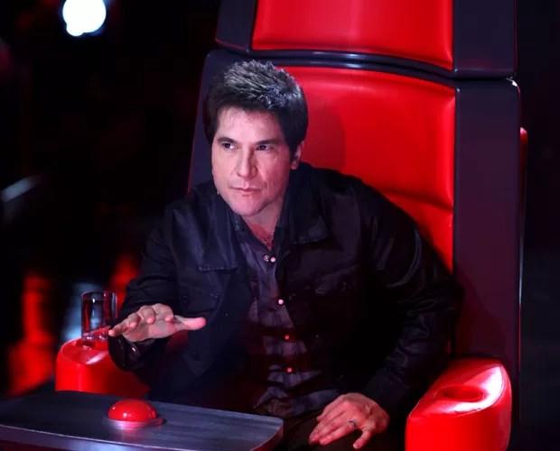 Daniel tem duas cantoras em sua equipe (Foto: The Voice Brasil/TV Globo)