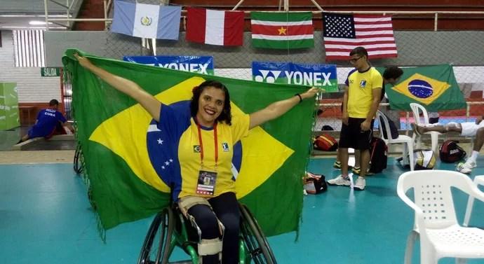 Maria Gilda, Colômbia (Foto: Reprodução / Facebook)
