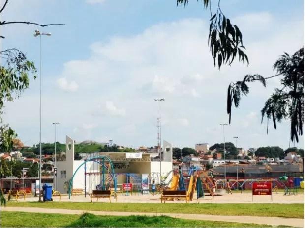 Parque dos Espanhóis (Foto: Divulgação/Prefeitura de Sorocaba)