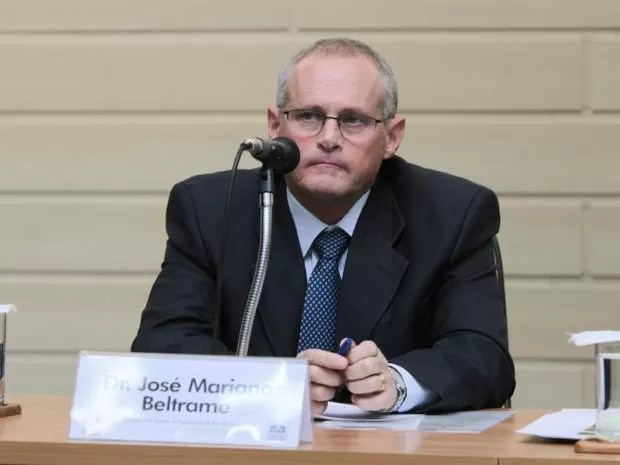Beltrame criticou os governos estadual e federal nesta sexta-feira (Foto: Divulgação / TJRJ)