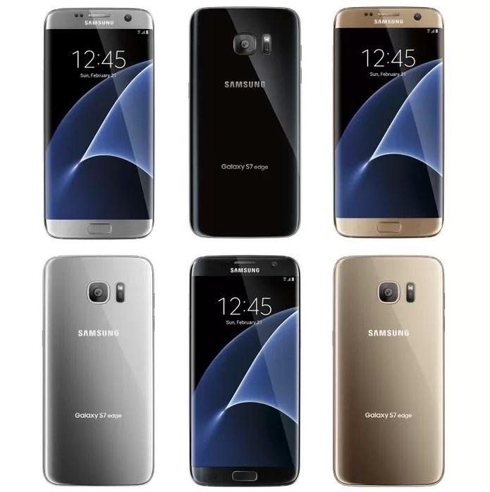 Novo telefone da Samsung apareceu em imagem vazada (Foto: Reprodução/EvLeaks)