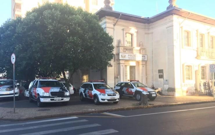 Uma das cidades onde são cumpridos mandados é Mirassol (Foto: André Modesto/TV Tem)