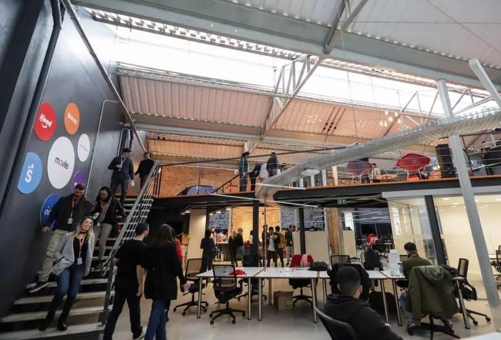 Grupo de empresas de tecnologia Movile anuncia 80 novas vagas em São Carlos — Foto: Luã Viegas/ACidade ON