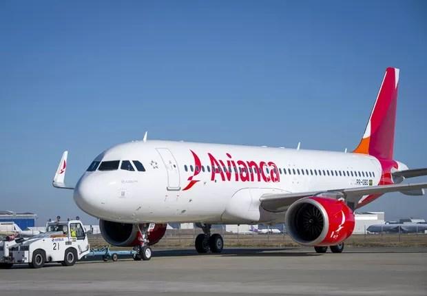 Avião da companhia aérea Avianca Brazil (Foto: Divulgação)