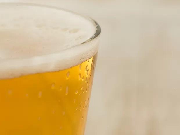 A cor da cerveja está diretamente ligada à cor de torra do malte utilizado (Foto: Érico Andrade/G1)