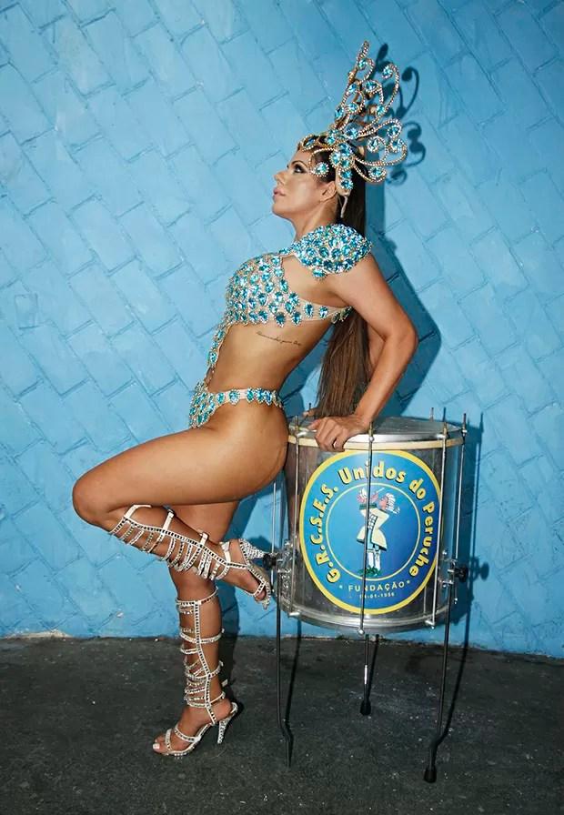 Suzy Cortez (Foto: Celso Tavares)