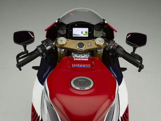 Honda R213V-S (Foto: Divulgação)