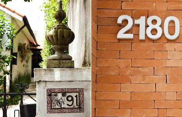 Casa nmero  Casa e Jardim  rea externa