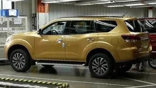 Modelo flagrado em fábrica asiática, XTerra, autos, car, new, seu carro na web, autos, sempre autos, novos, seminovos, usados