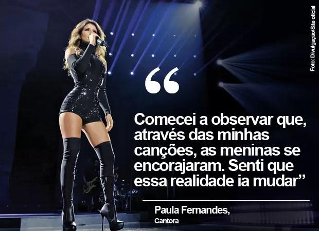 Paula Fernandes (Foto: Divulgação)