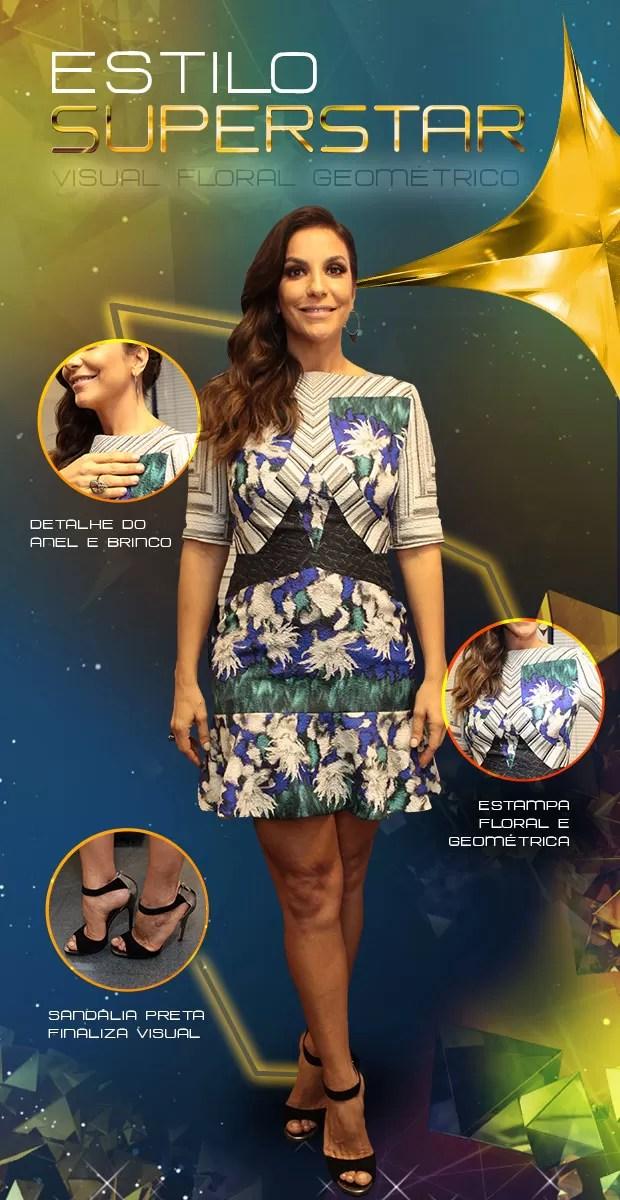 look Ivete Sangalo (Foto: SuperStar / TV Globo)