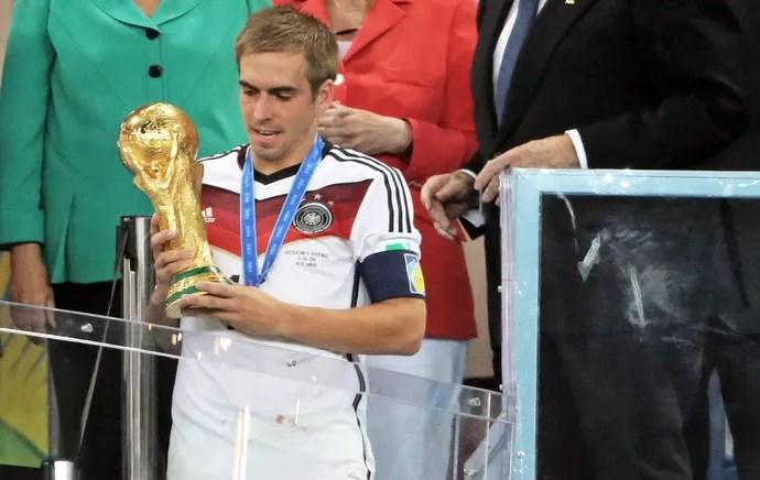 Resultado de imagem para Philipp Lahm copa do mundo 2014