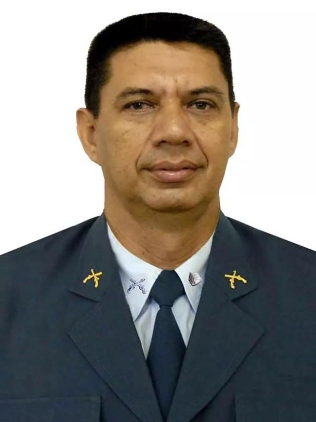 Carlos Alberto de Magalhães, sargento da PM — Foto: PM-RO/Reprodução