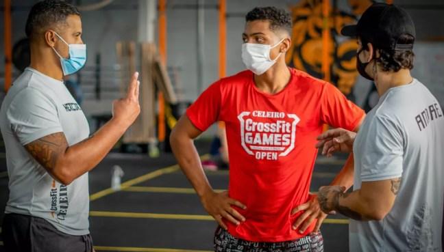 Após contar com apoio em toda a carreira, atleta precisa de mais ajuda do que nunca para alcançar sonho — Foto: Stephanie Fernandes