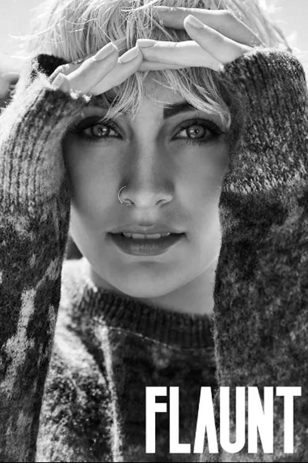Paris Jackson (Foto: Flaunt Magazine/Dani Brubaker)
