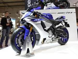 yamahar1 - Veja 40 motos esperadas para o Brasil em 2015