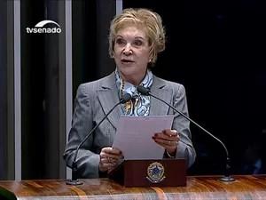 marta3 - Nove ex-ministros de Dilma devem julgá-la no plenário do Senado; Confira nomes