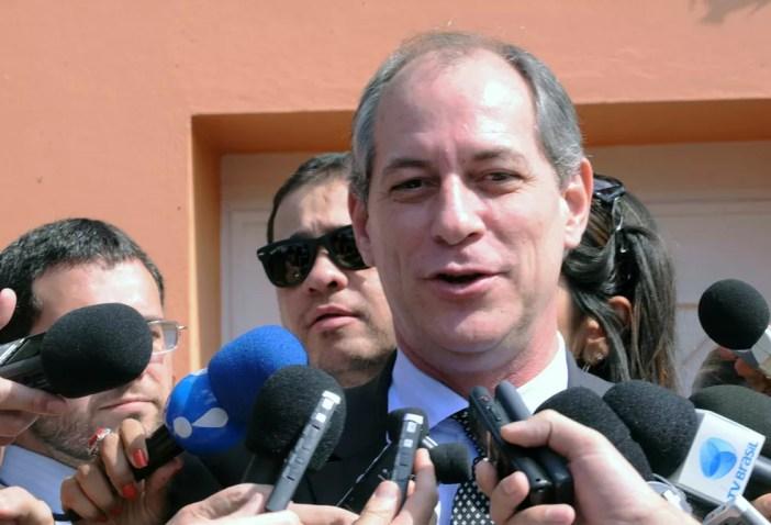 Ciro Gomes (PDT) (Foto: Roosewelt Pinheiro/Agência Brasil/Arquivo)