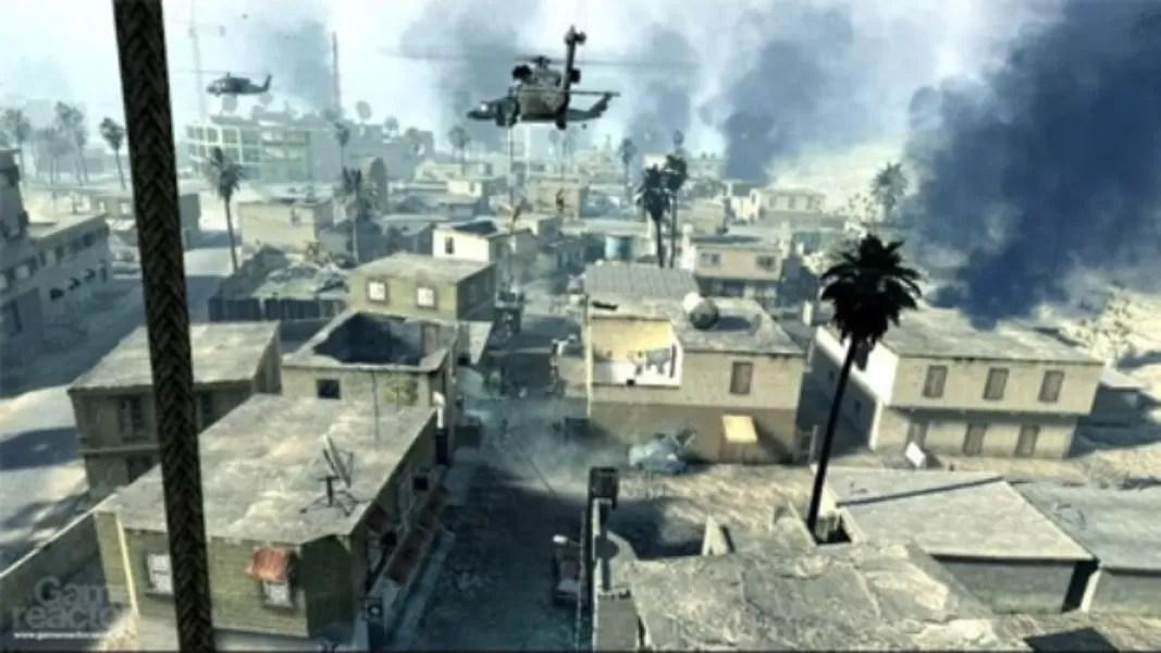 Call Of Duty 4 Modern Warfare Jogos Download TechTudo