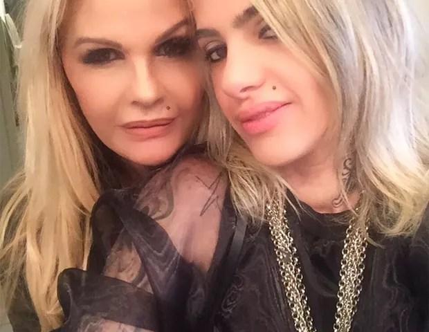 Monique Evans e Cacá Werneck (Foto: Reprodução / Instagram)