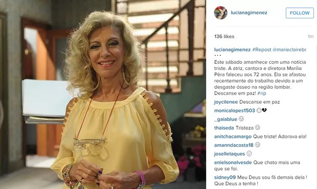 Luciana Gimenez (Foto: Instagram / Reprodução)