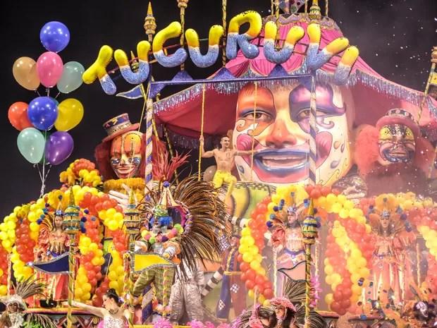 Abre-alas 'O Circo: hoje tem gargalhada, tem sim senhor' fala sobre o início da carreira de Mazarropi, quando ele era ainda adolescente e se apresentava no personagem do caipira (Foto: Flavio Moraes/G1)
