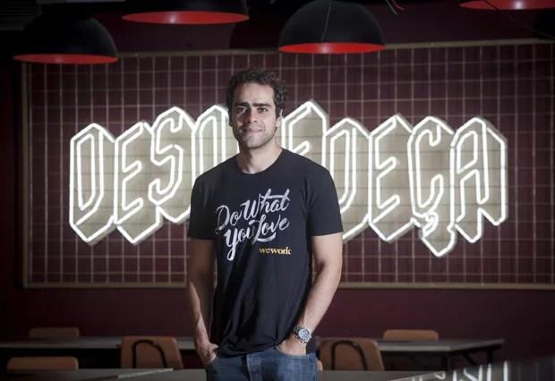 Lucas Mendes, diretor da WeWork no Brasil (Foto: Divulgação)