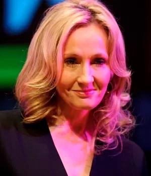A escritora J. K. Rowling (Foto: Getty Images)